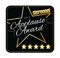 StereoNET's Applause Award - presented to the Meze Audio's flagship Empyrean isodynamic headphone