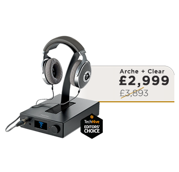 Save almost £900 on Focal Clear and Arche this May in 2020