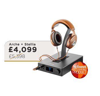Save over £1000 with the Stellia and Arche headphone combo this May 2020 with Focal