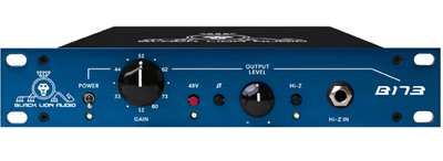 Black Lion Audio B173 - classic Neve 1073 style preamp