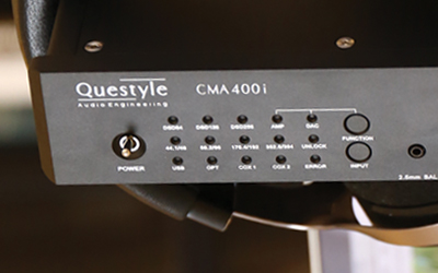 Questyle CMA400i DAC and Headphone Amp