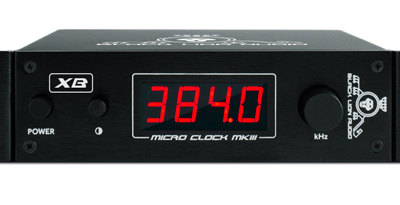 Black Lion Audio Micro Clock III XB