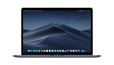 Apple's Mojave operating system for Mac