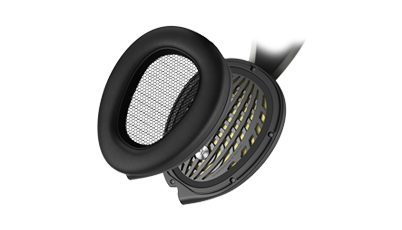 Patent pending IsoMagnetic Earcup technology employed by the Meze Audio Empyrean