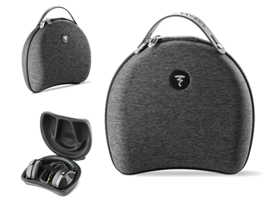 Focal rigid carry case for Elear and Utopia headphones