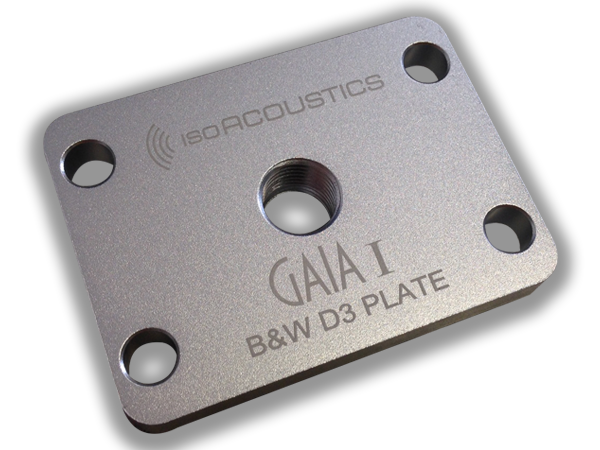 IsoAcoustics GAIA adaptor for D3 Bowers & Wilkins models