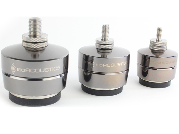 IsoAcoustics GAIA Isolator Range