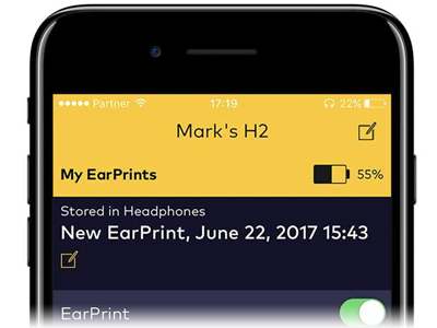 Even's H2 app - now available for iOS