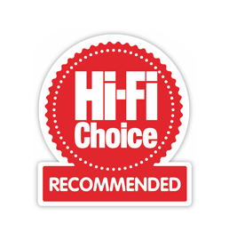 The Novafidelity X14 has been awarded Hi-Fi Choice's Recommended seal