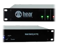 Hear Technologies Hear Back OCTO Hub module