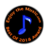 Enjoy The Music - Product of the year 2018 award