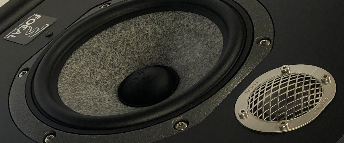 Focal's Solo6 Be Monitor featuring new tweeter grille